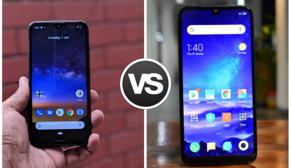 Nokia 2.2 vs Xiaomi Redmi 7: Budget phones redefined