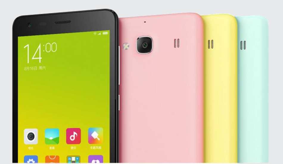 Xiaomi Redmi 2 vs Micromax Canvas Selfie 2