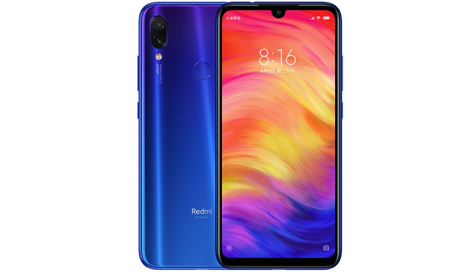 Redmi Note 7 gets a new White colour variant