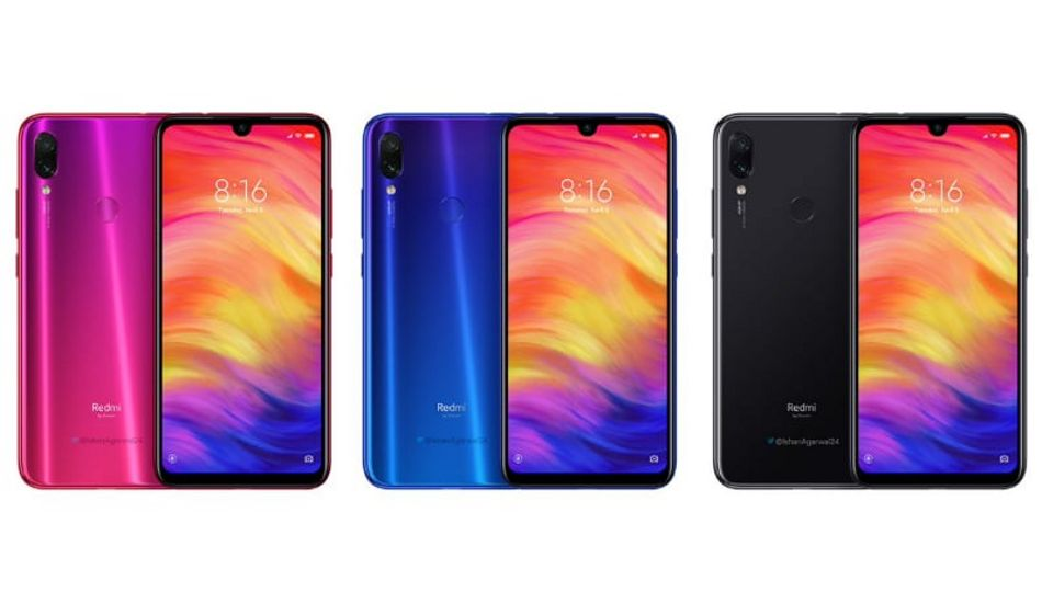 Xiaomi Redmi Note 7 Pro launching in India on Feb 28 along with Redmi Note 7?