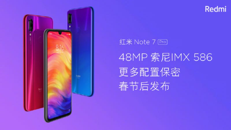 Xiaomi Redmi Note 7 Pro with 6GB RAM, 128GB variant to go on sale for the first time today