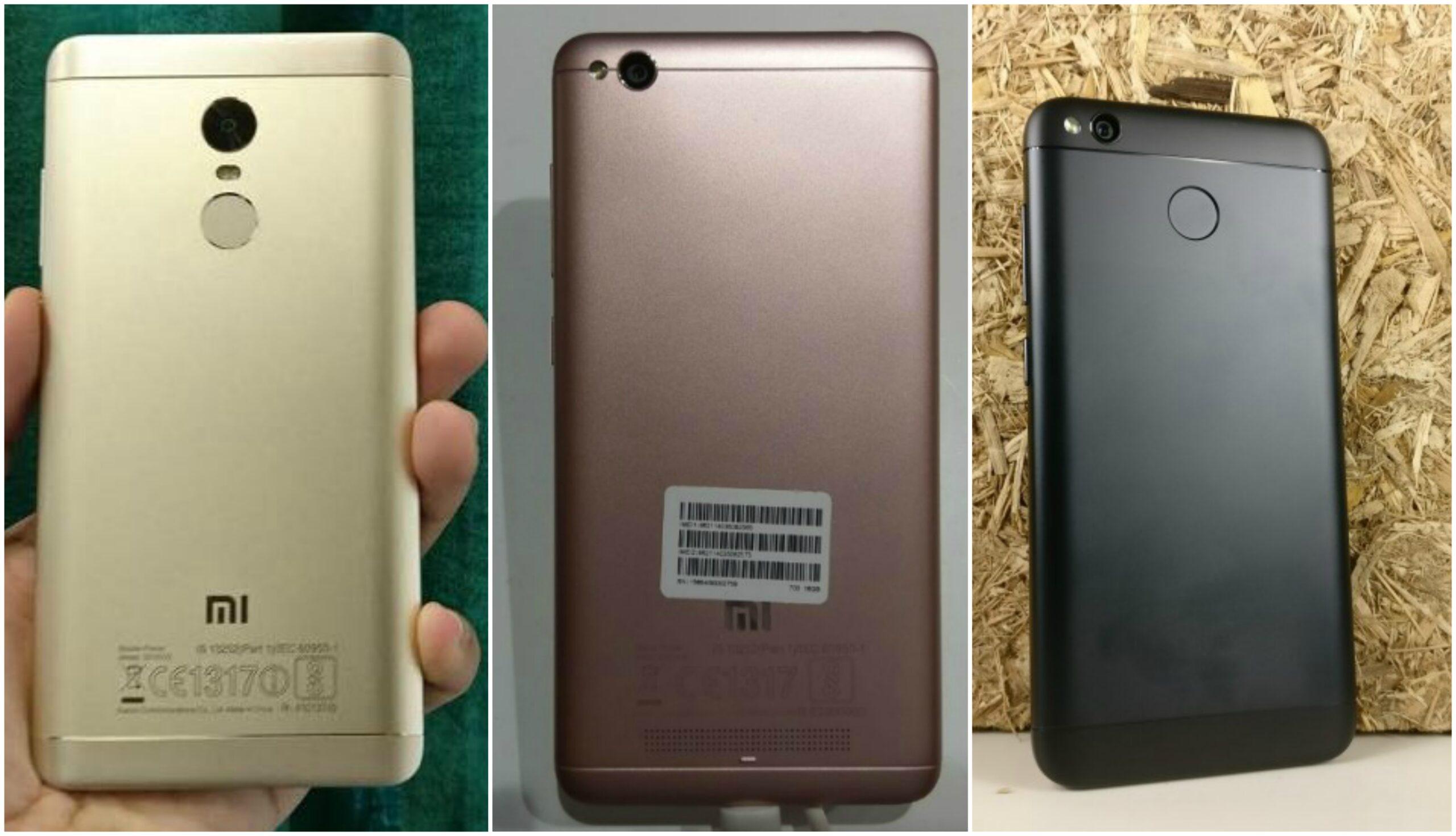 Xiaomi Redmi 4 Vs Redmi Note 4 Vs Redmi 4A, what should be your choice?