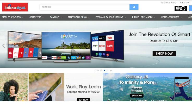 Reliance Retail set to challenge Flipkart, Amazon with its new online platform