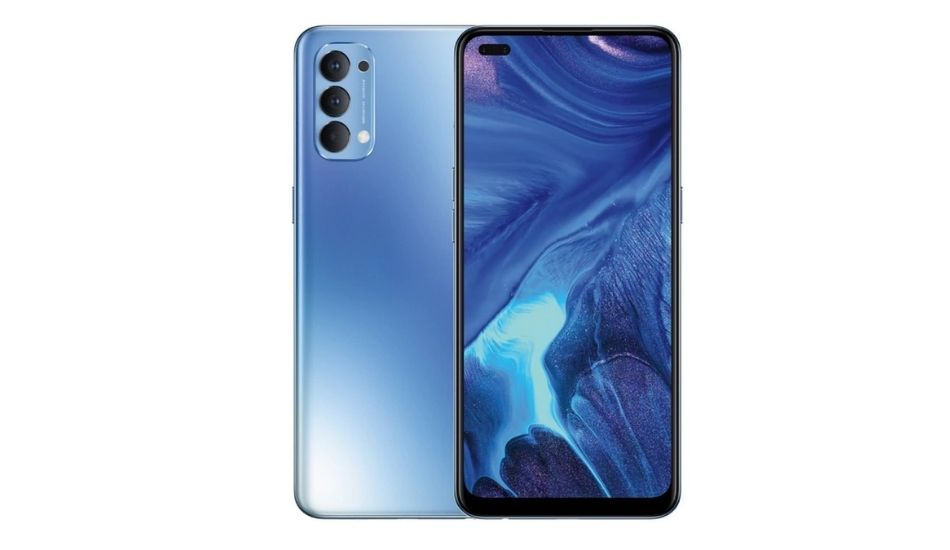 Oppo Reno 4 Pro MS Dhoni Edition Leaked Online