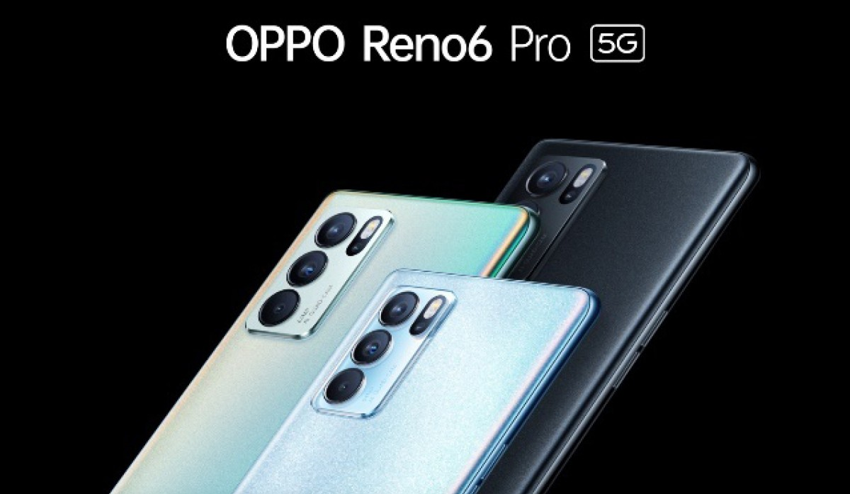 Oppo Reno 6 Series unveiled with 65W charging, 90Hz displays and more