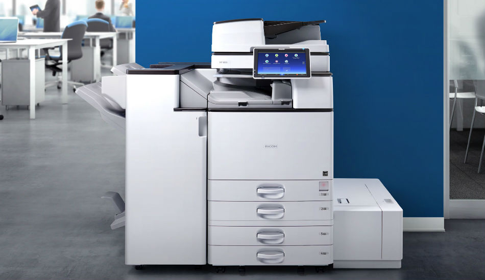 Ricoh launches six black-and-white A3 multifunctional printers in India