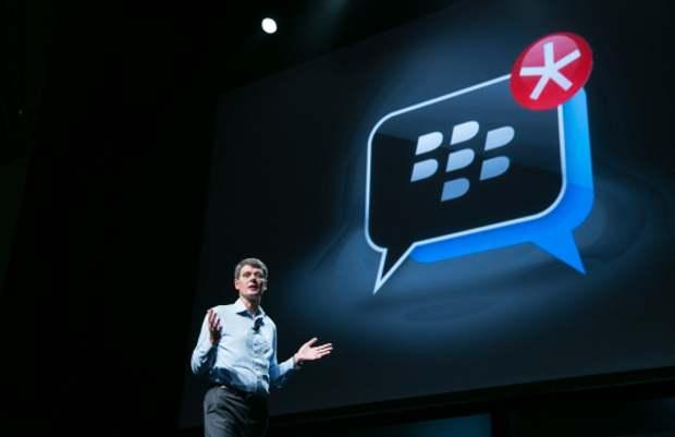 RIM BlackBerry 10 L-series device images leaked