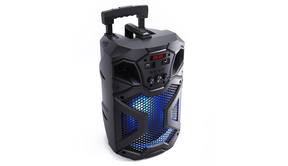 Ziox Electronics launches ROAR Trolley Disco Speaker for Rs 4499