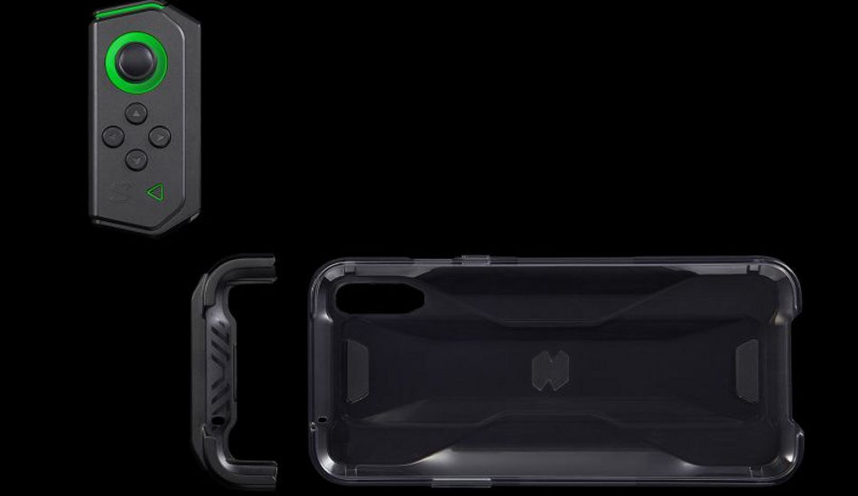 Black Shark 2 Rookie Kit with Gamepad 2.0 launched in India