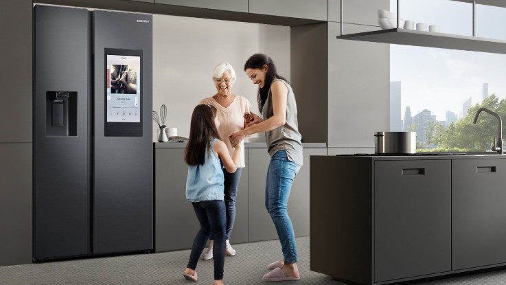 Samsung SpaceMax Family Hub smart refrigerator launched in India