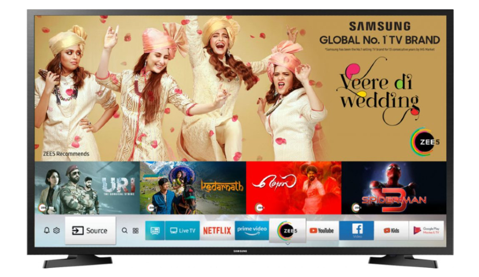 Samsung Smart 7-in-1 32-inch and 40-inch TVs, The Frame 55-inch TV launched in India