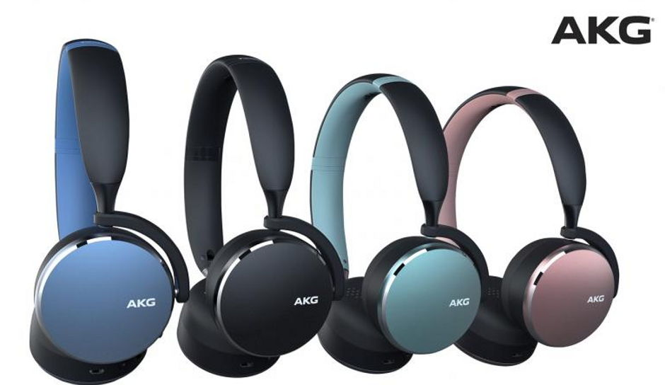 Samsung launches four AKG headphones in India, price starts Rs 6,999