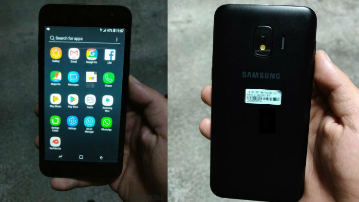 Samsung Android Go smartphone receives WiFi certification