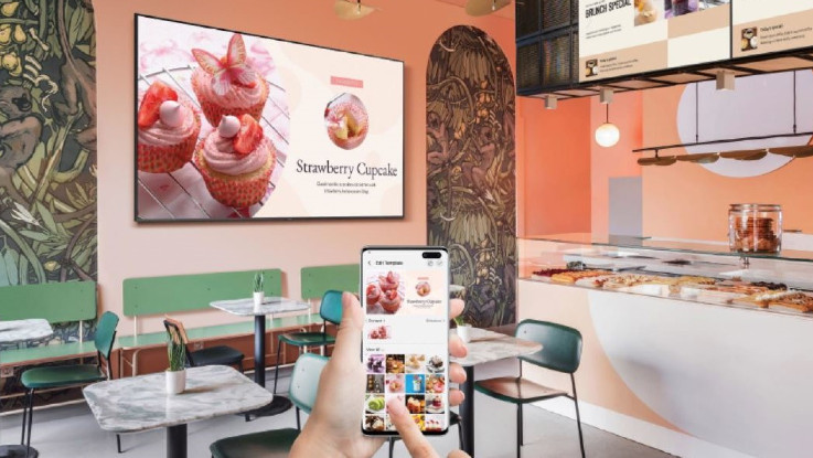 Samsung introduces new range of Business TVs in India