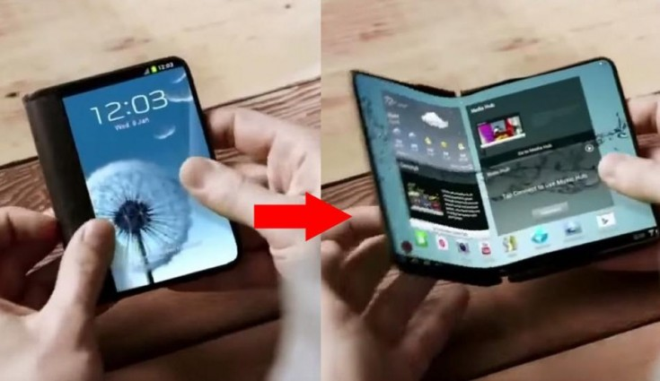 Samsung and Corning to develop durable glass for foldable phones