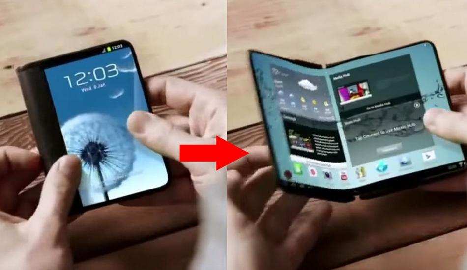Samsung's Foldable smartphones to be named as Galaxy X1 and Galaxy X1 Plus