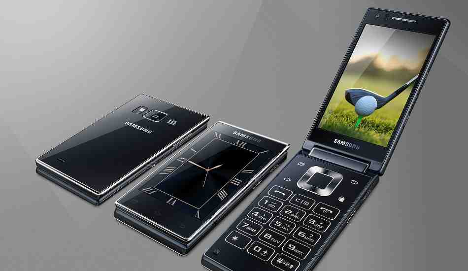 In Pics: Samsung G9198 Dual Screen Smartphone