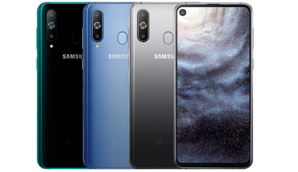 Samsung Galaxy A8s Pink gradient colour variants launched