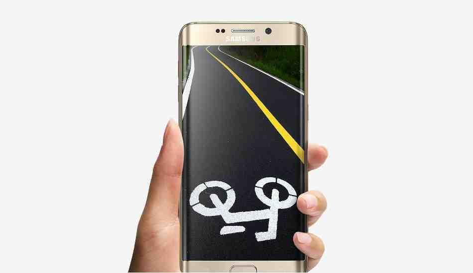 Samsung Galaxy S6 Edge Plus in Pics