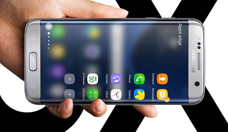 Samsung Galaxy S7 in pics