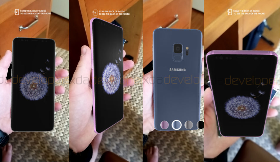 Samsung to show off Galaxy S9 launch in Augmented reality: Report
