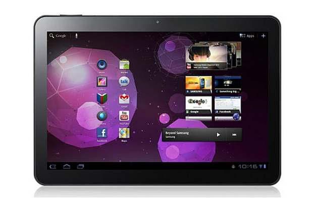Samsung rolls out ICS update for Galaxy Tab 8.9 WiFi