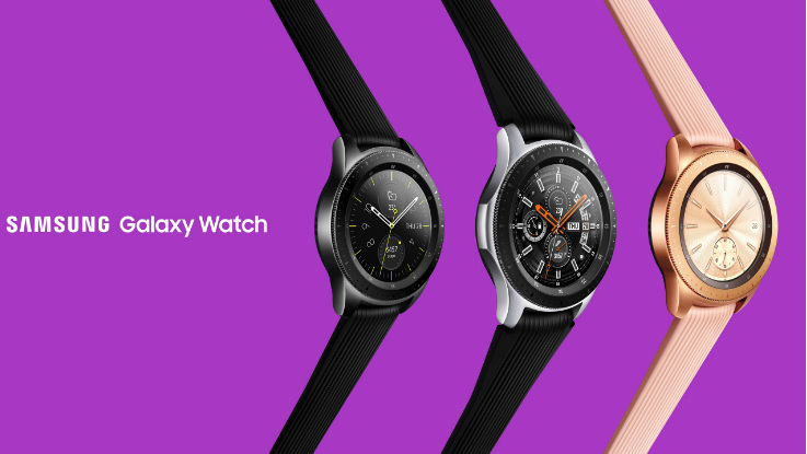 Samsung Galaxy Watch with LTE connectivity announced