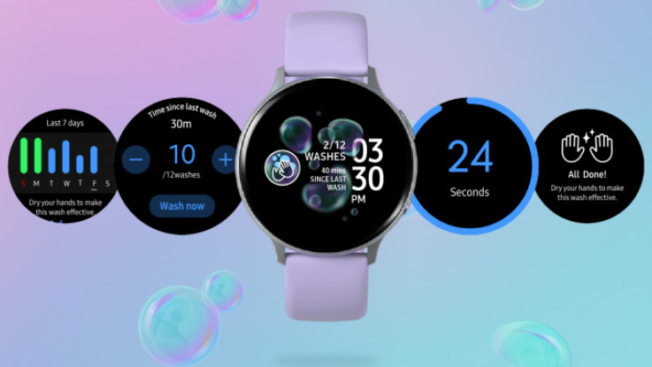 Samsung introduces Hand Wash app for its Galaxy Watch users