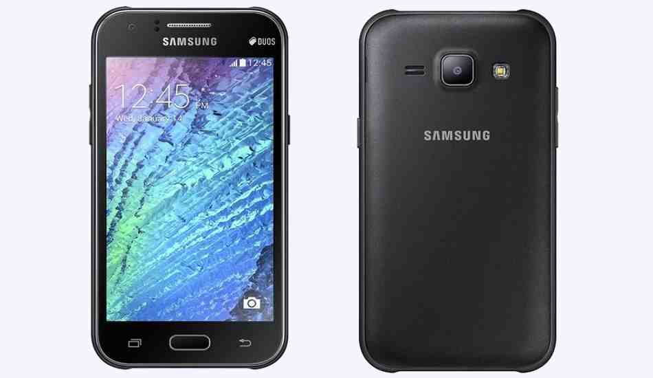 Samsung Galaxy J1 (2016) with 4G, Super AMOLED display unveiled