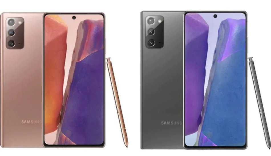 Samsung Galaxy Note 20 launched at Galaxy Unpacked 2020