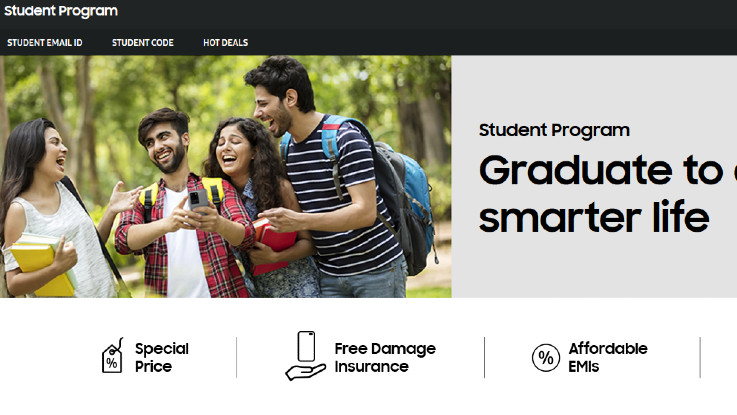 Samsung introduces Referral programme, Student programme and more in India