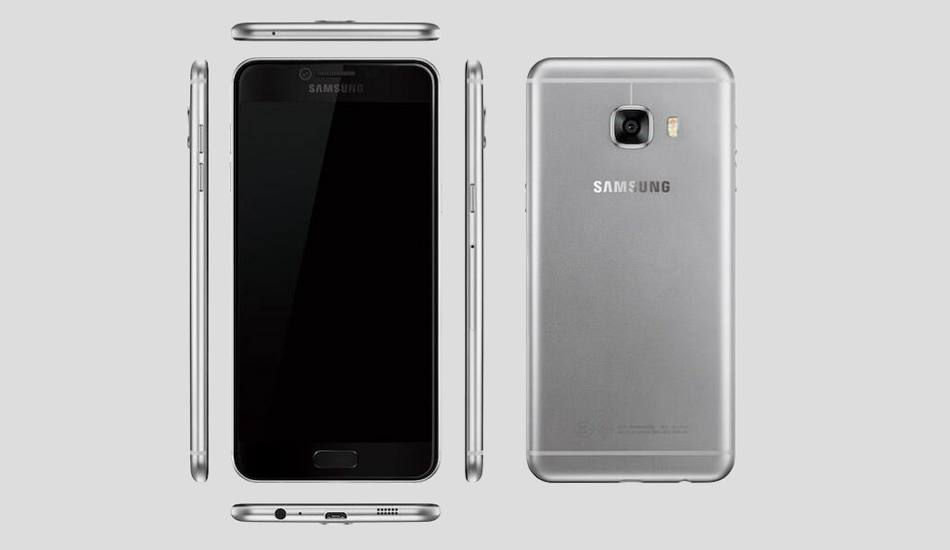 Samsung Galaxy C5, C7 images leaked again