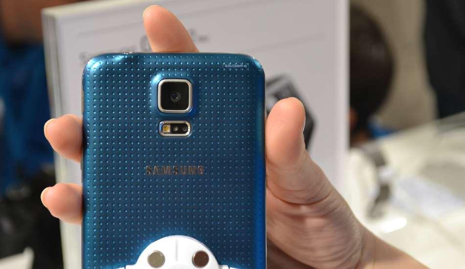 Samsung Galaxy S5 Camera Test