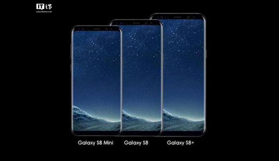 Samsung Galaxy S8 Mini with 5.3-inch display launching soon