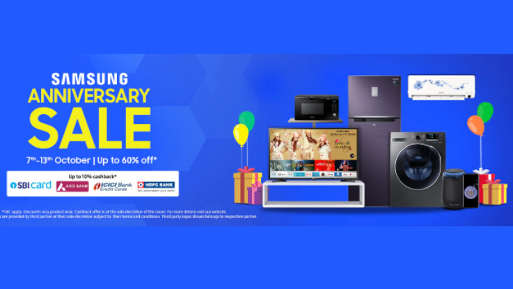Samsung offering discounts on wide range of Galaxy smartphones