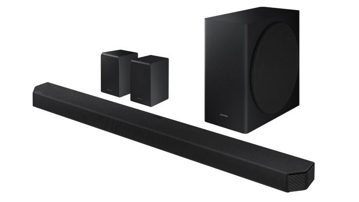 Samsung HW-Q950T and HW-Q900T soundbars announced