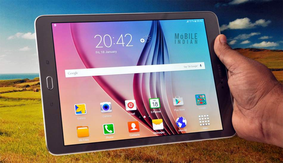 Samsung Galaxy Tab S2 (9.7 inch) Review - Almost a perfect tablet