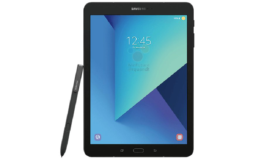 Samsung Galaxy Tab S3 to receive Oreo update soon
