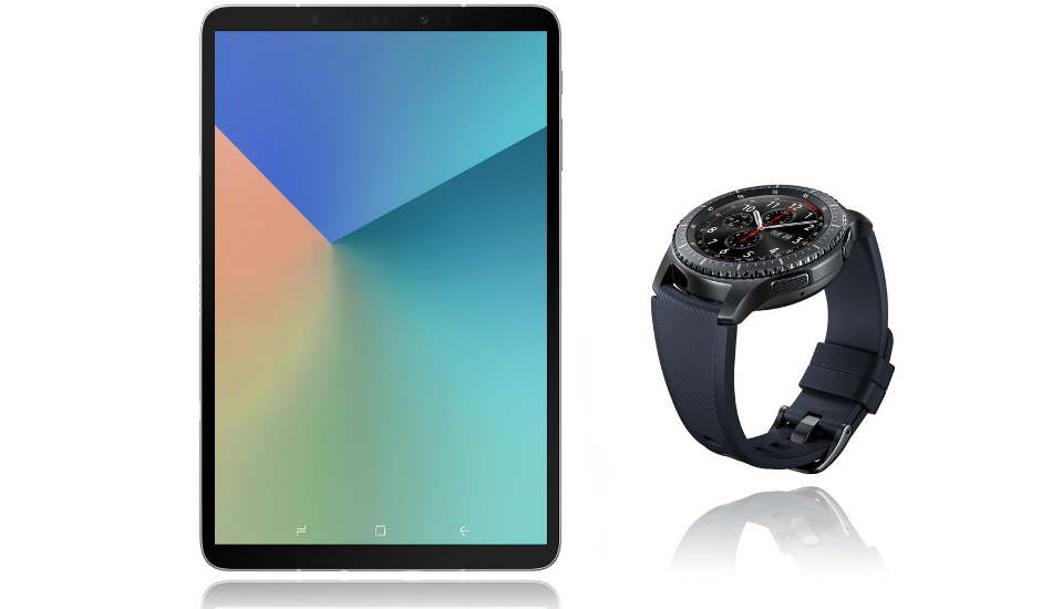Samsung Galaxy Tab S4 leaked render reveals design