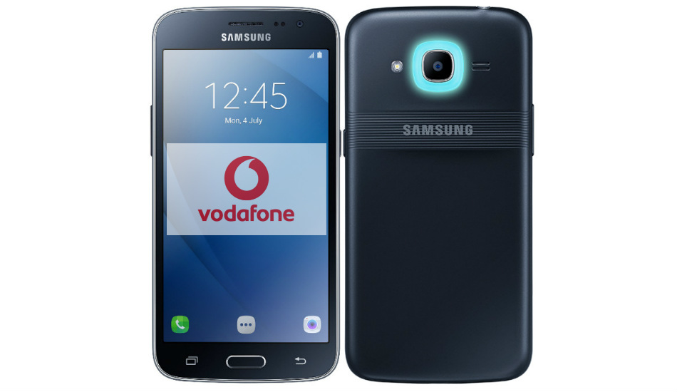 Vodafone partners with Samsung to offer cashback on select smartphones