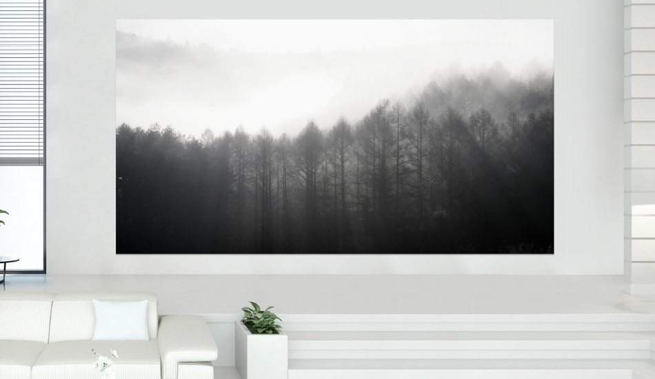 Samsung unveils 292-inch The Wall Luxury TV with 8K resolution