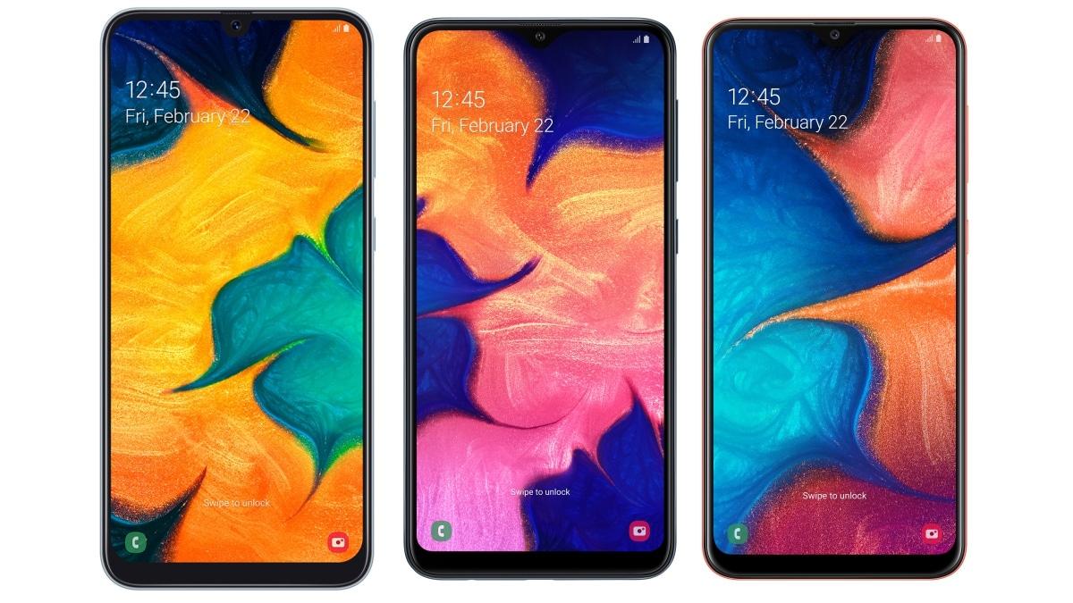 Samsung Galaxy A30, Galaxy A20, Galaxy A10 price slashed up to Rs 1,500