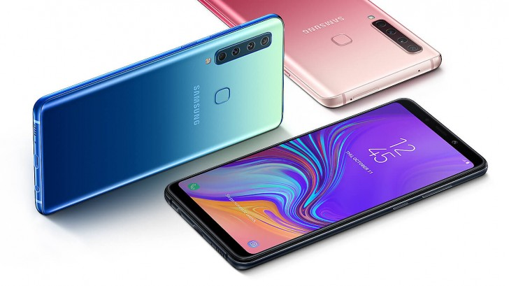 Samsung Galaxy A9 (2018) to reportedly launch in India on November 4