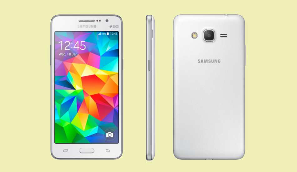 Samsung Galaxy Grand Prime (2016) to be called as Galaxy Grand Prime+