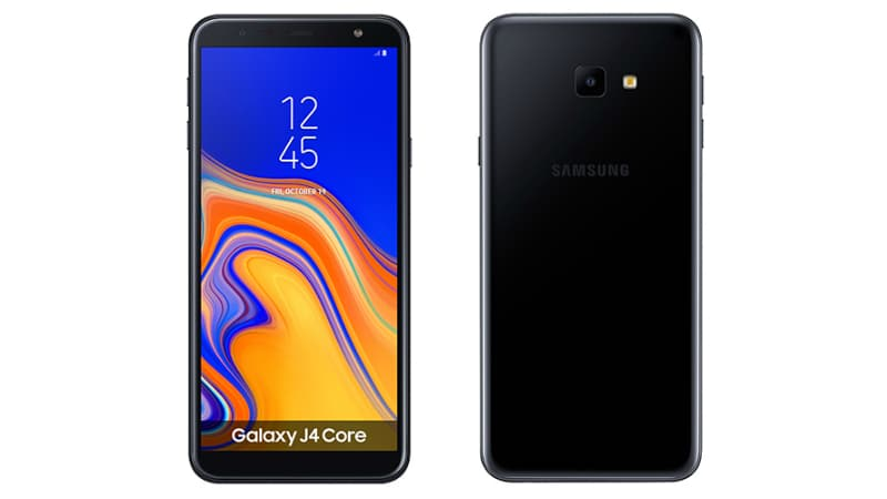 Samsung launches Galaxy J4 Core Android Go phone with 6-inch display