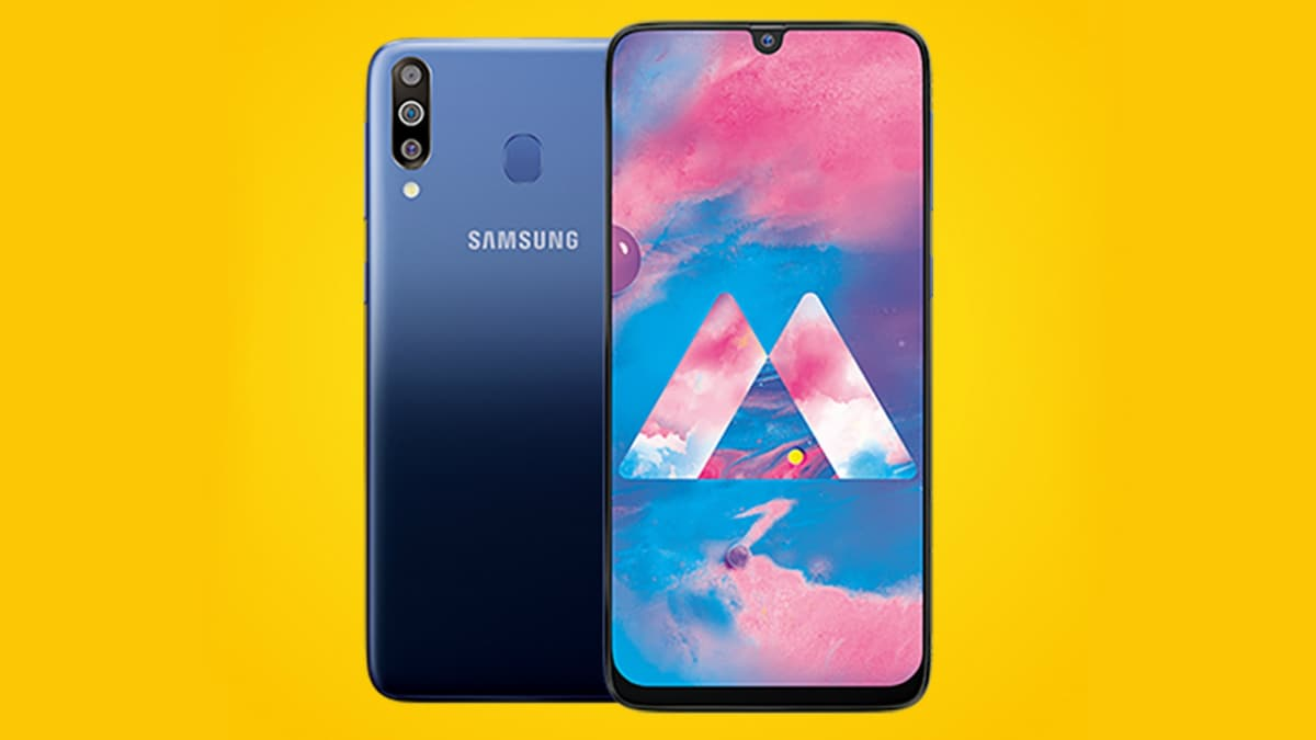 Samsung Galaxy M40 full specs leaked