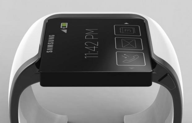 Samsung smart watch to be called Galaxy Gear?