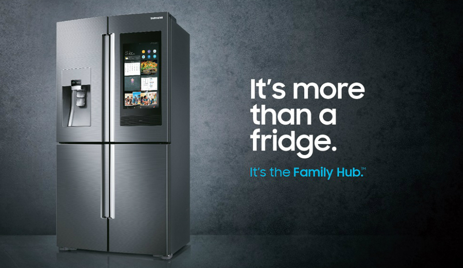 Samsung introduces Bixby-powered Family Hub 3.0 refrigerator in India
