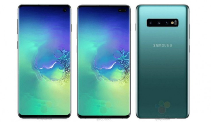 Samsung Galaxy S10 everything leaked except the official price