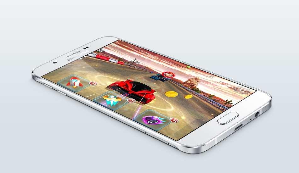 Samsung Galaxy A8 revealed with octa core CPU, 16 MP camera